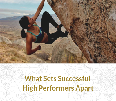 What Sets Successful High Performers Apart – Part 1